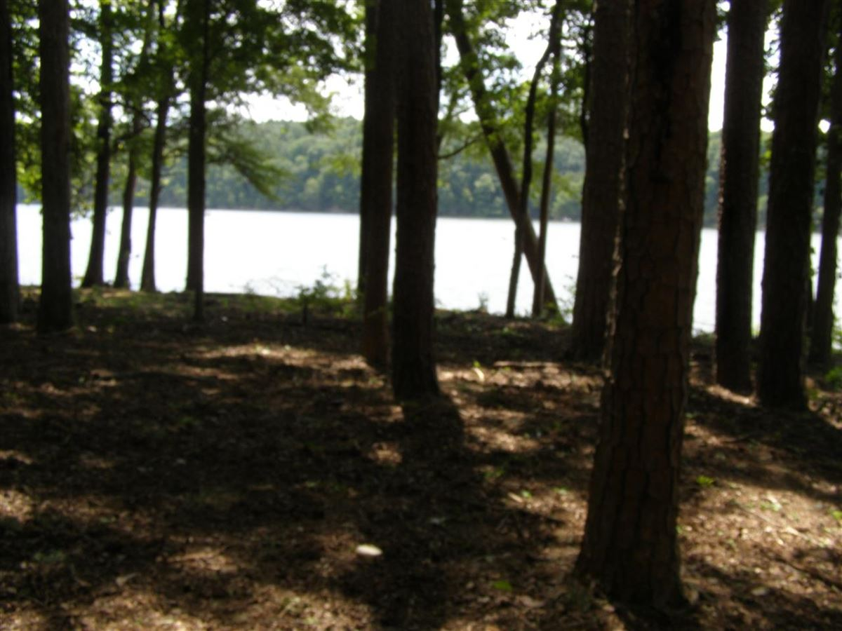 one of the best flat lake lots on Pickwick Lake luxury real estate