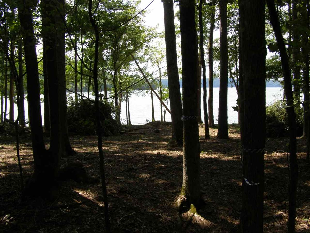 one of the best flat lake lots on Pickwick Lake mansions