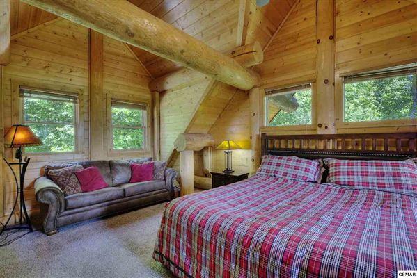 Gorgeous mountain views in gatlinburg luxury homes