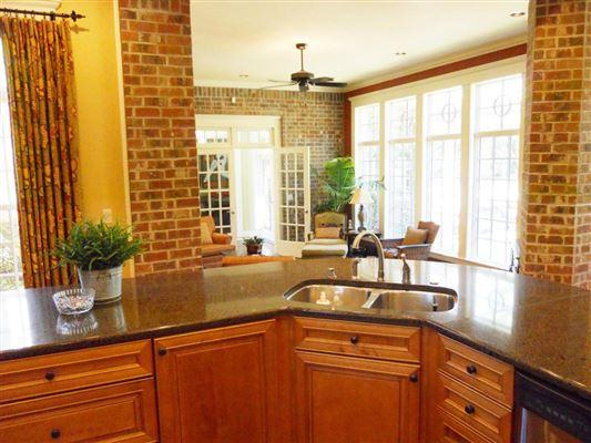 Luxury homes in custom home on three wonderful acres