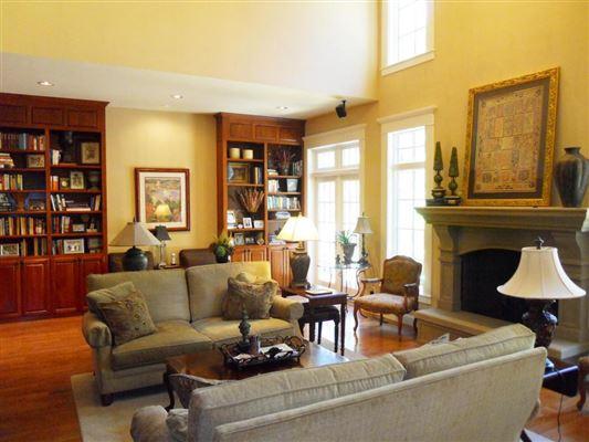 Luxury properties custom home on three wonderful acres