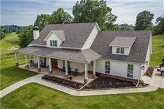 Mansions in Honey Creek ranch