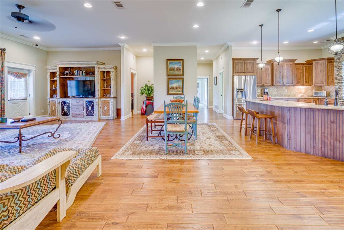 Luxury homes in Fabulous custom built equestrian home on 38 acres