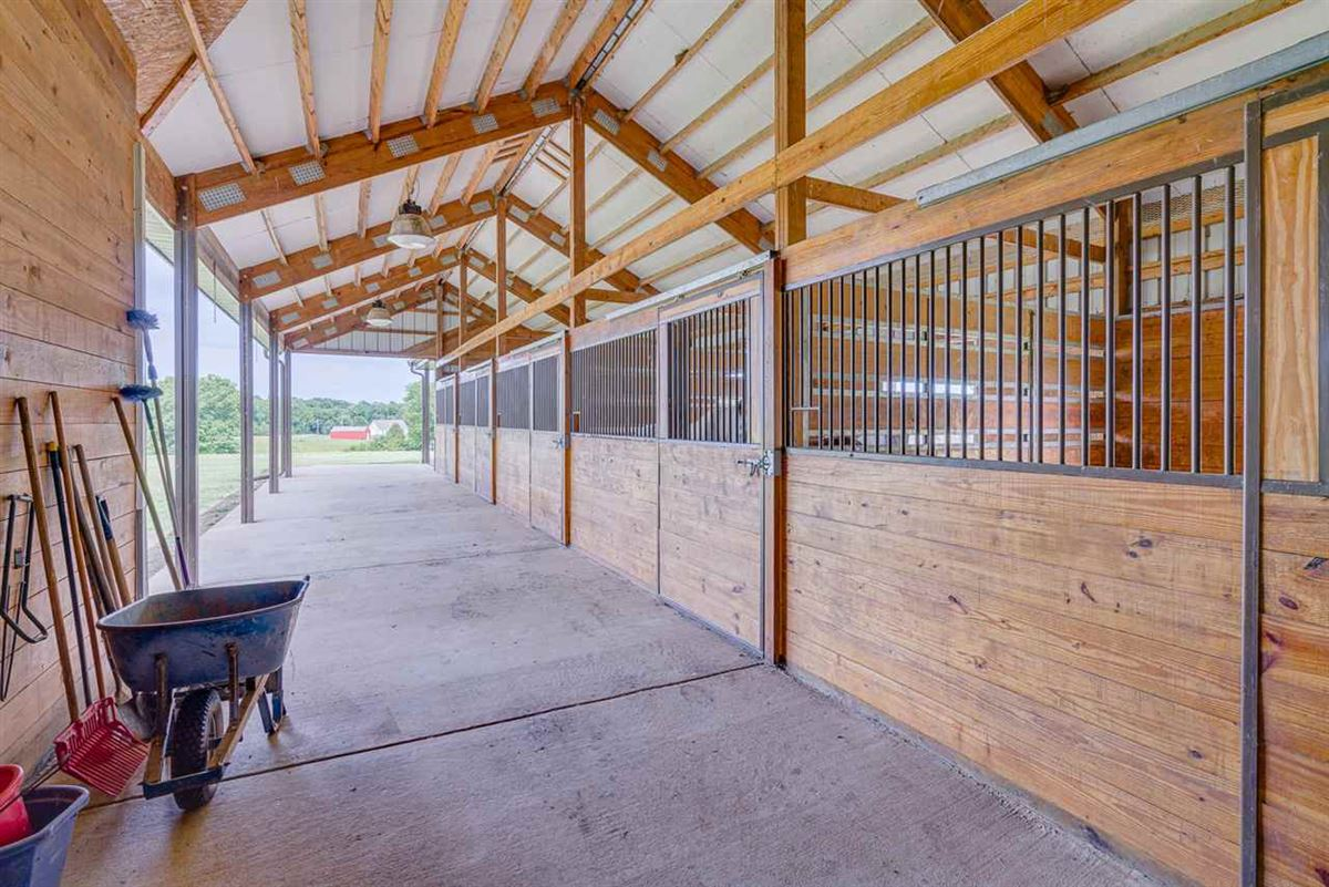 Fabulous custom built equestrian home on 38 acres luxury real estate