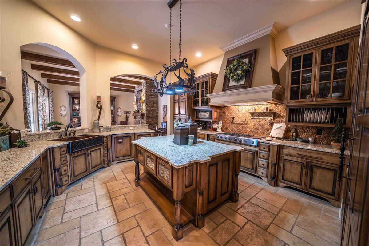 Luxury real estate sprawling luxury home on over eight acres