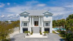 Luxury homes private gated estate