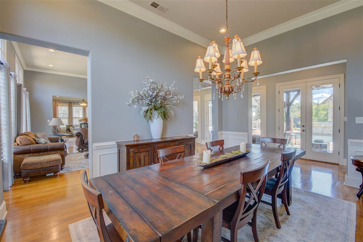 Luxury homes Perfection in Spring Creek Subdivision