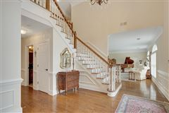 Mansions in spacious six bedroom germantown luxury home