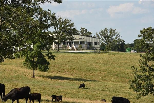 Luxury homes Last of the big ranches