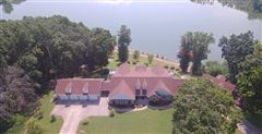 THE ISABELLE - Tennessee Waterfront Estate luxury homes