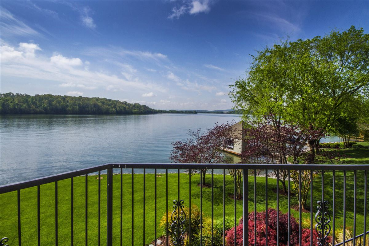 Luxury real estate Panoramic lake and mountain views