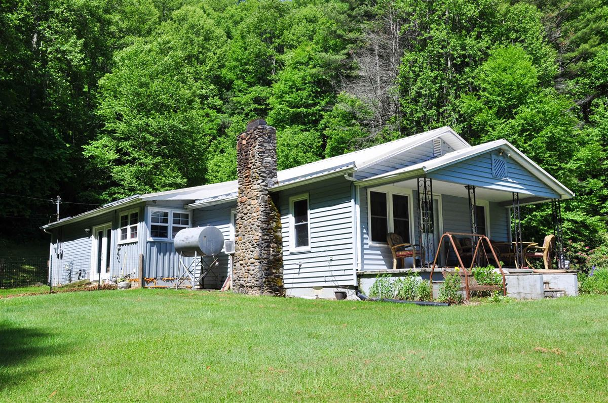 Luxury properties Roan Mountain Farm