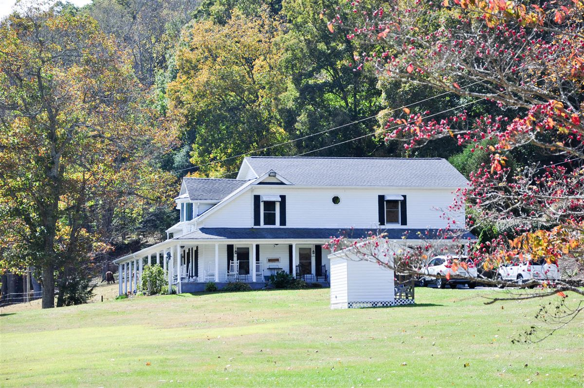 Roan Mountain Farm luxury homes