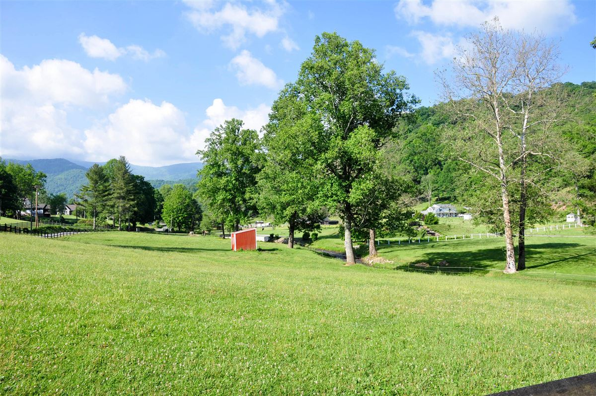 Luxury real estate Roan Mountain Farm