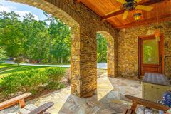 Luxury homes country estate on nearly 50 acres of secluded forest land
