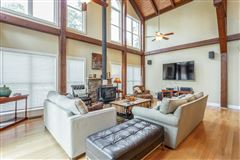 Luxury real estate country estate on nearly 50 acres of secluded forest land