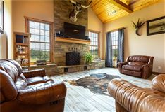 Luxury real estate beautiful home on over 380 acres