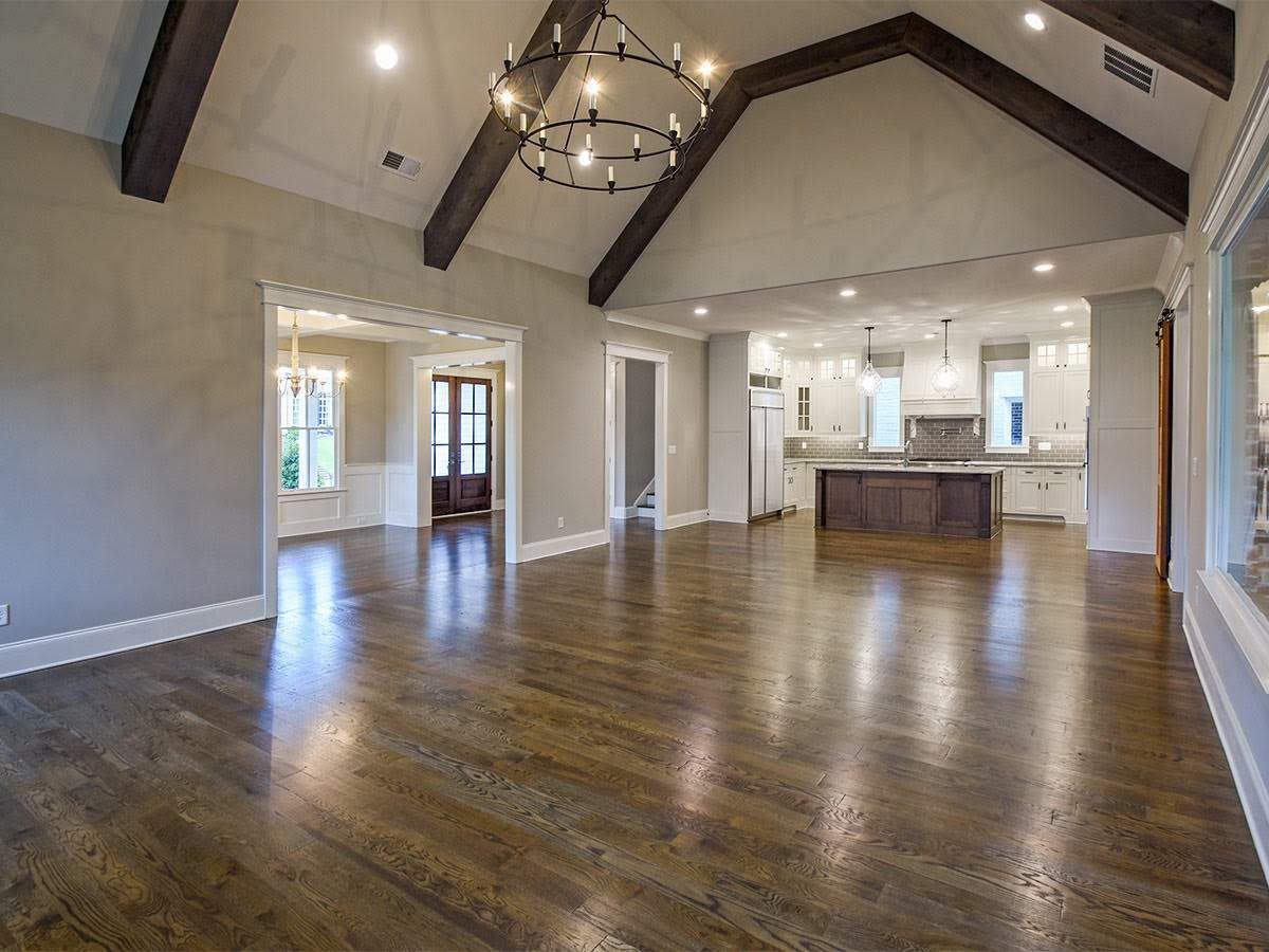 Charming new construction in Collierville luxury homes