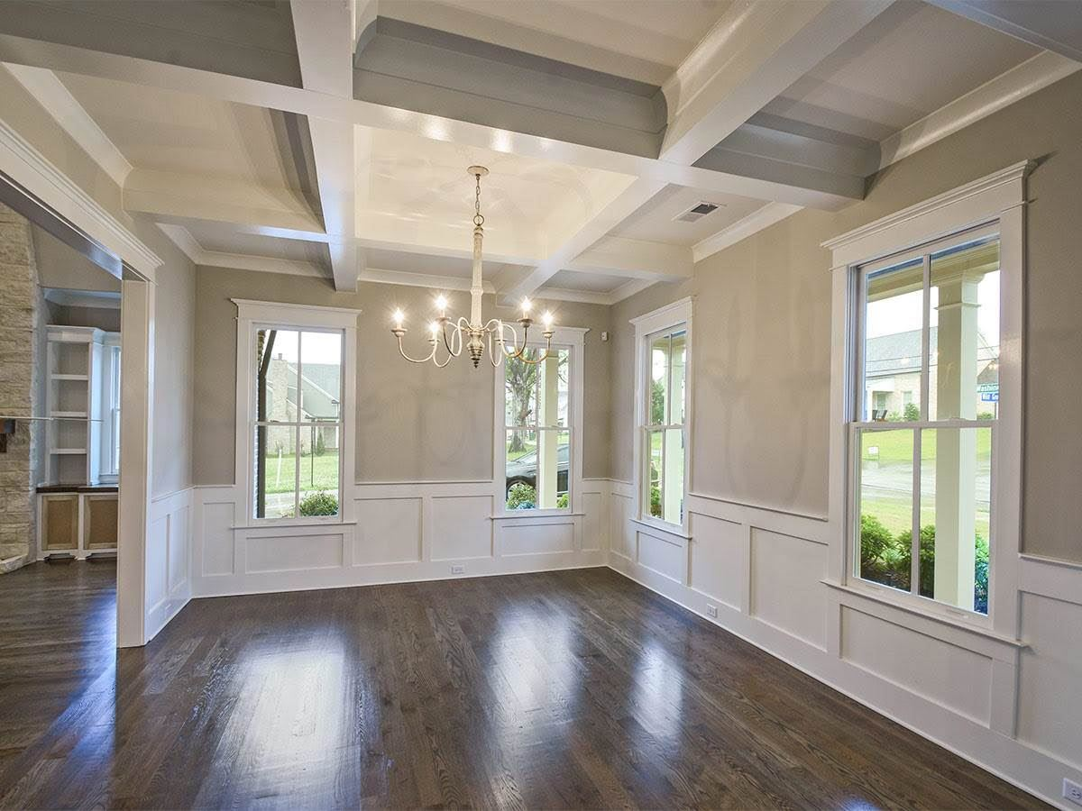 Charming new construction in Collierville luxury real estate