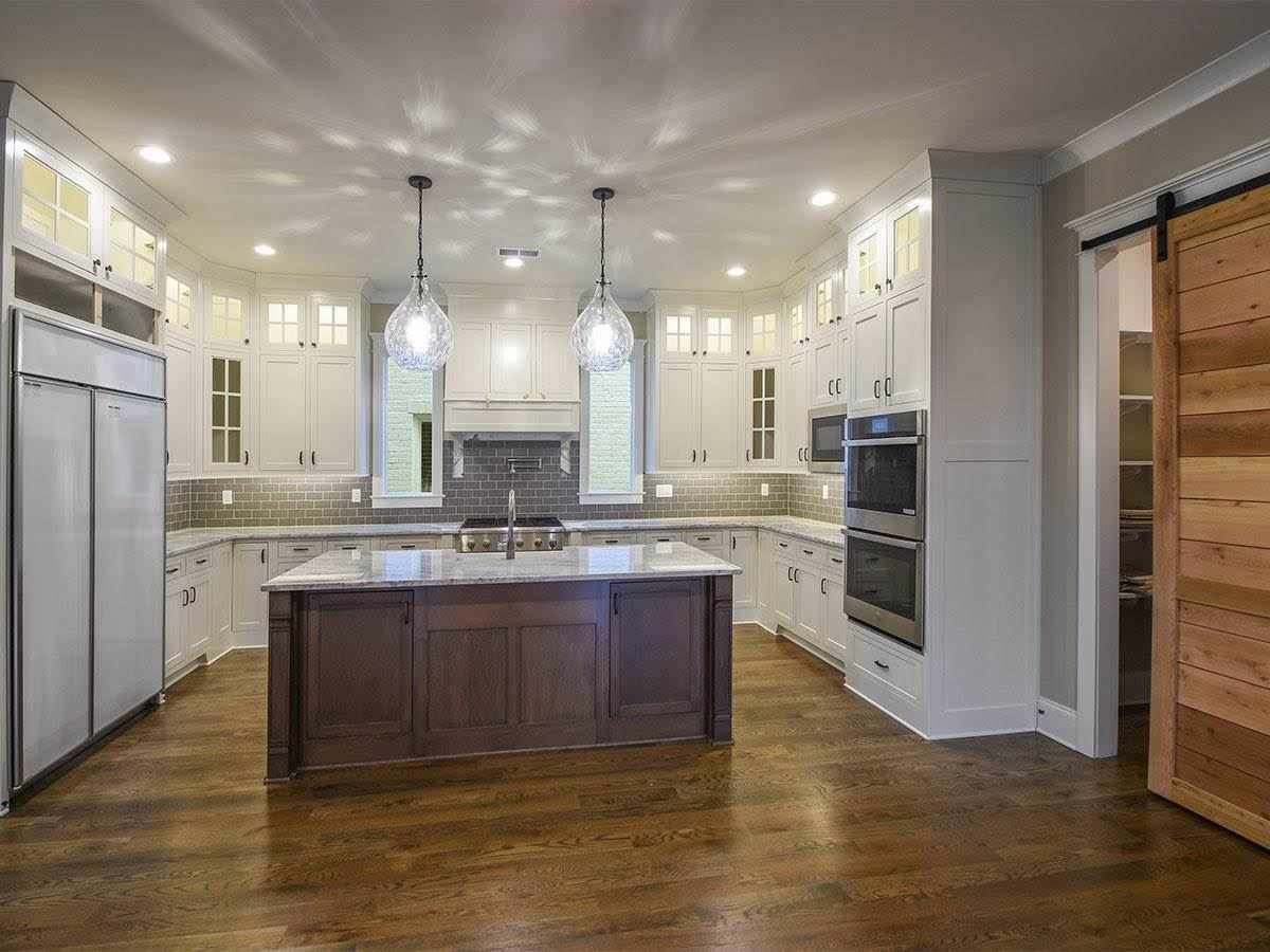 Luxury properties Charming new construction in Collierville