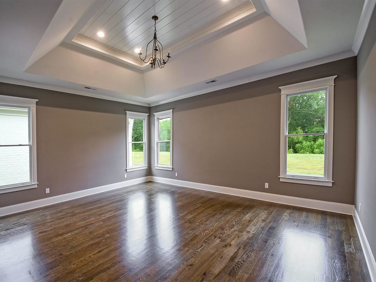Charming new construction in Collierville mansions