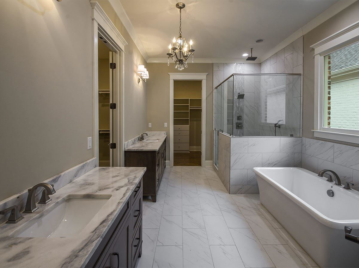 Luxury homes in Charming new construction in Collierville