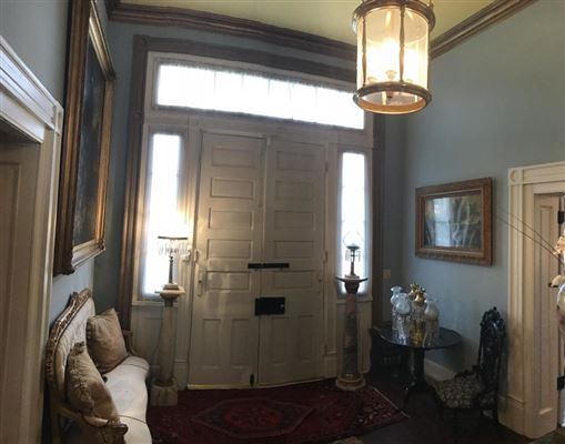 A beautiful Greek Revival antebellum mansion luxury homes