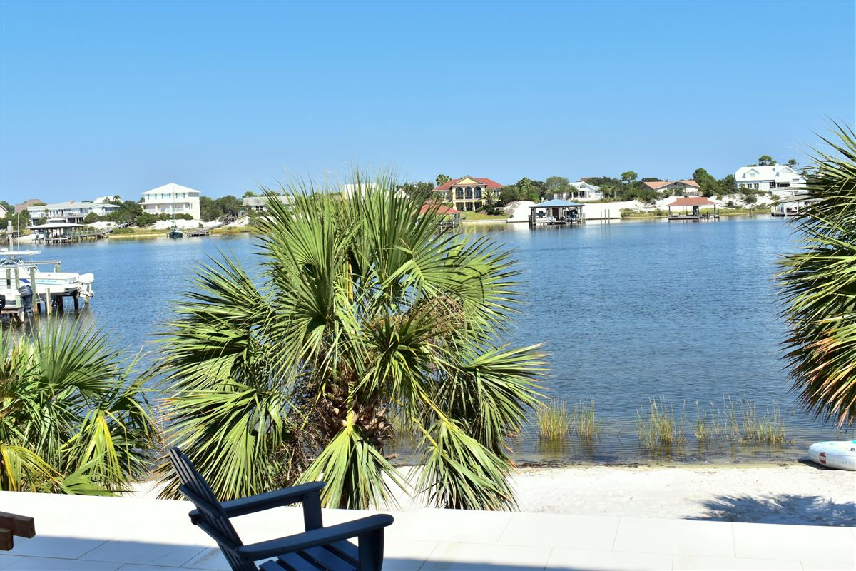 Luxury properties private gated waterfront estate