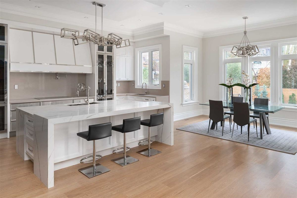 elegant custom built home with impeccable finishes luxury homes