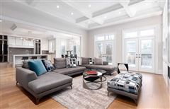 elegant custom built home with impeccable finishes luxury real estate
