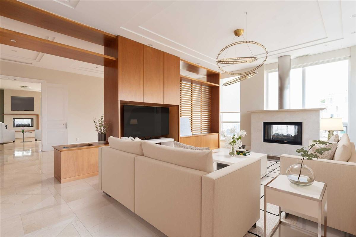 Luxury homes sophistication and style in a prestigious building