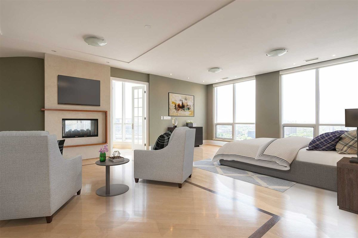 sophistication and style in a prestigious building luxury homes