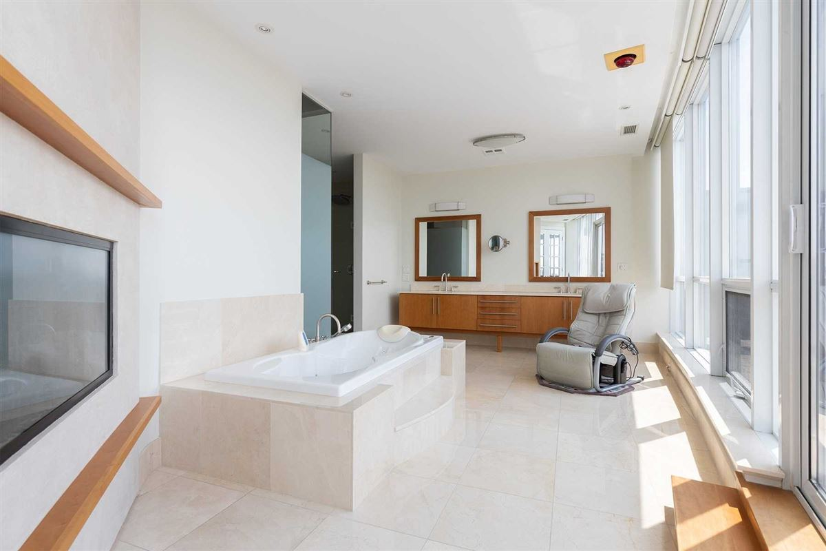 Luxury real estate sophistication and style in a prestigious building