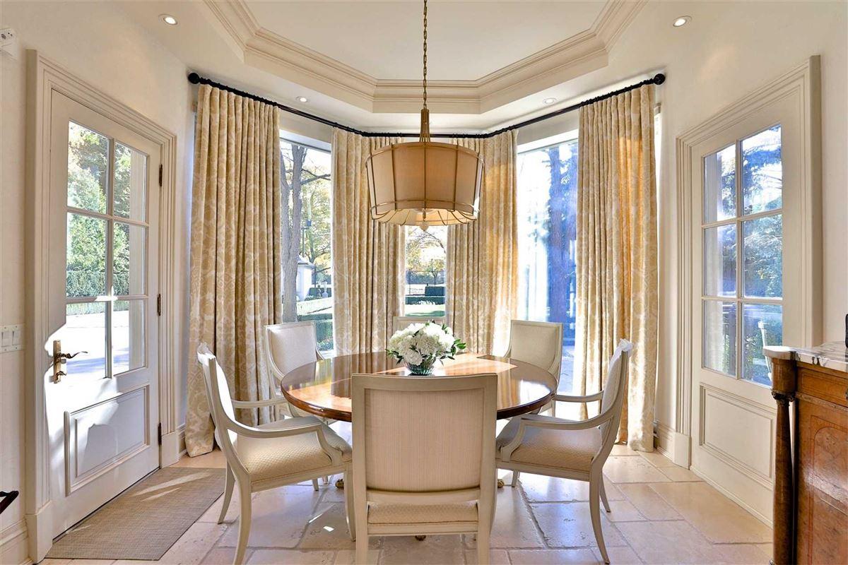 Awe-inspiring estate on desired road luxury real estate