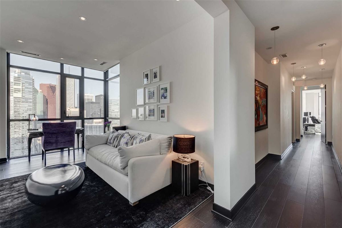 Luxury homes in Full floor penthouse at the bond