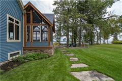 grand waterfront post and beam family estate luxury homes
