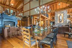 grand waterfront post and beam family estate luxury real estate