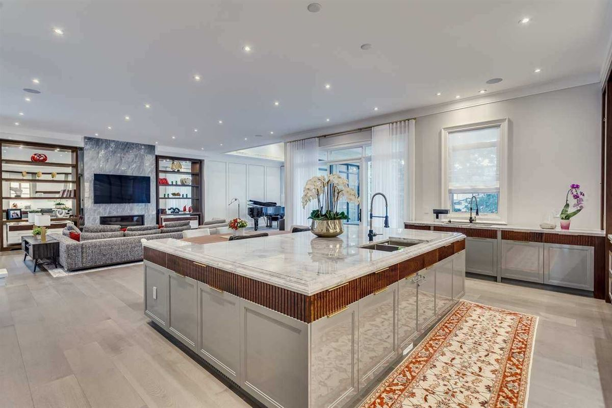 Mansions in pristine new home of elegance and quality