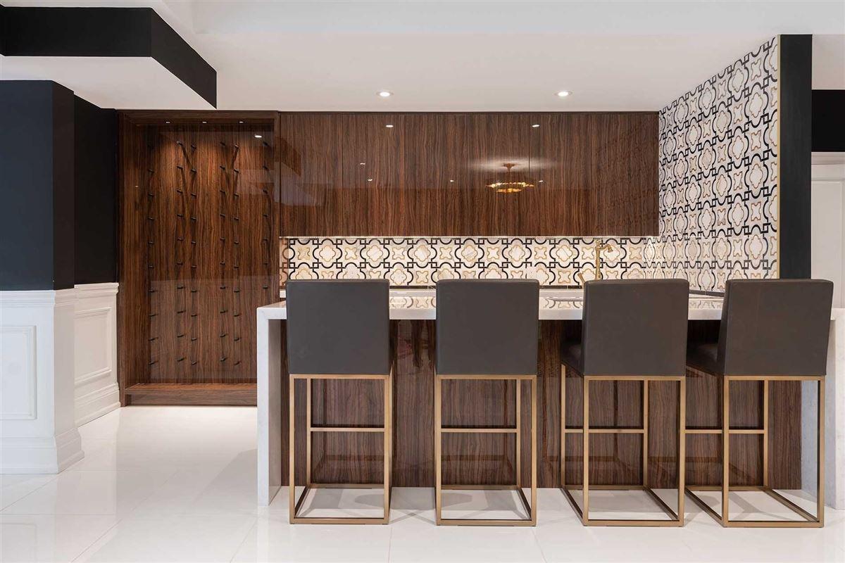 Distinctly Elegant residence in Prized Caribou Park mansions