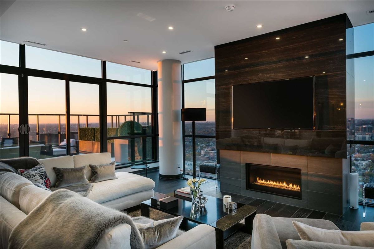 penthouse in the heart of it all luxury homes