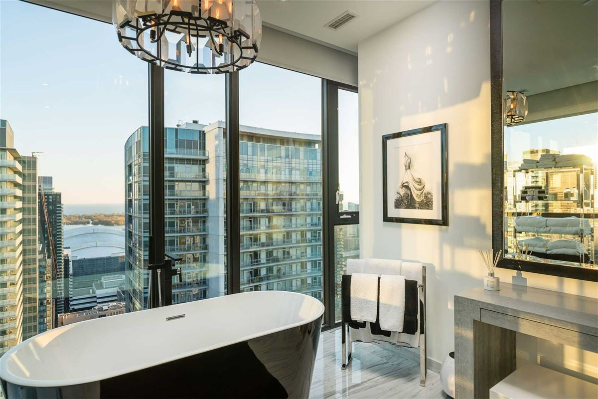 Luxury properties penthouse in the heart of it all