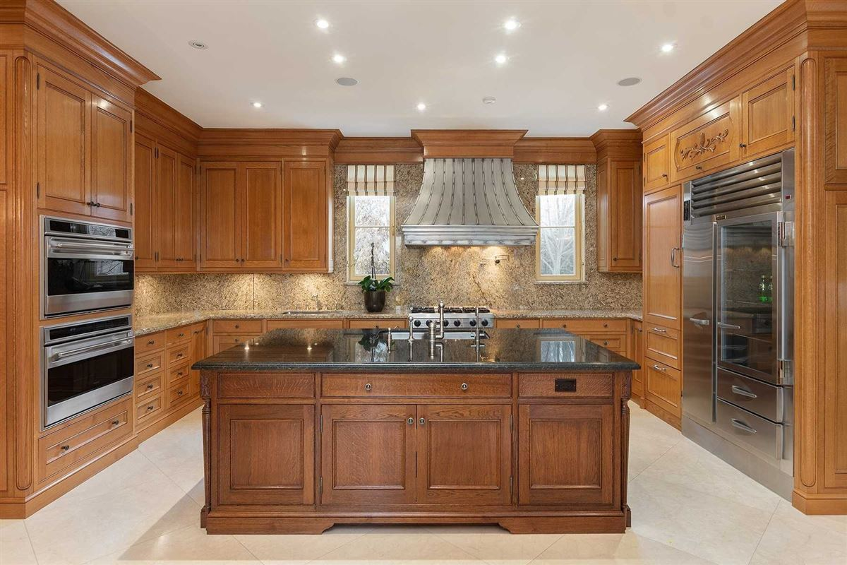 impeccable home on estate-sized lot luxury real estate