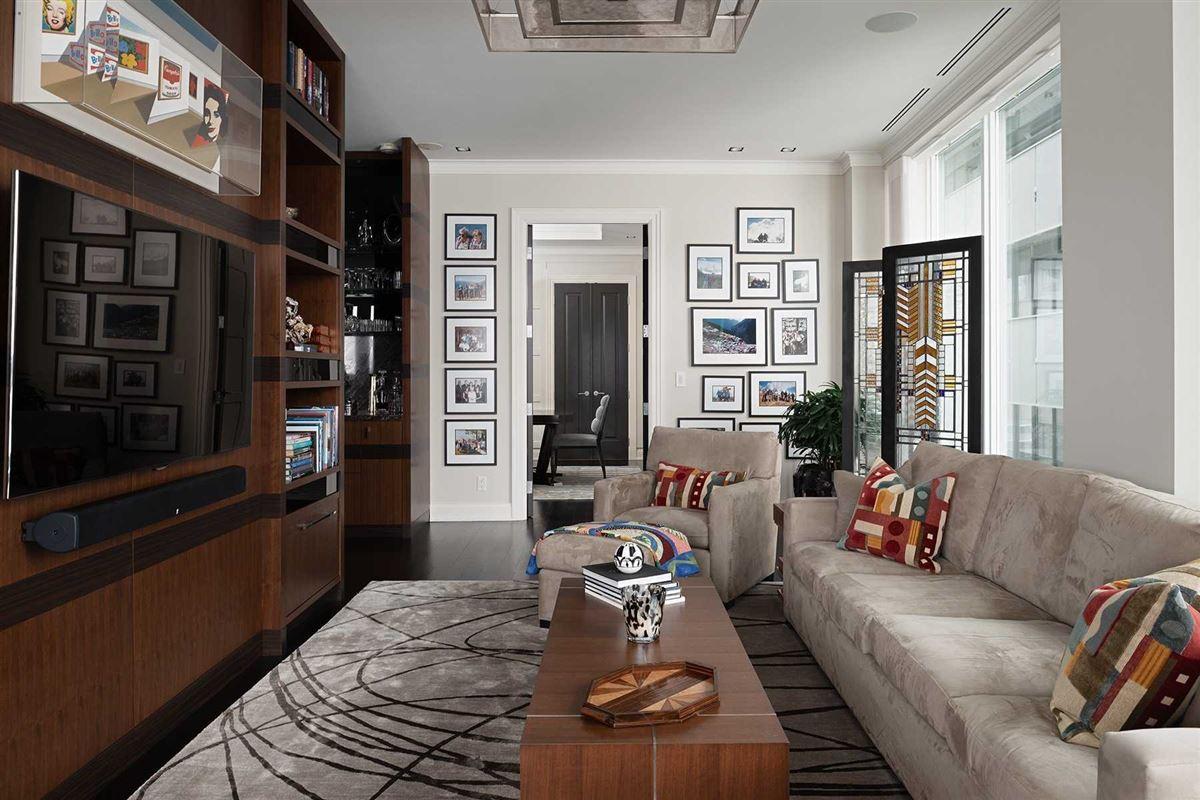 spacious full-floor residence in museum house luxury homes
