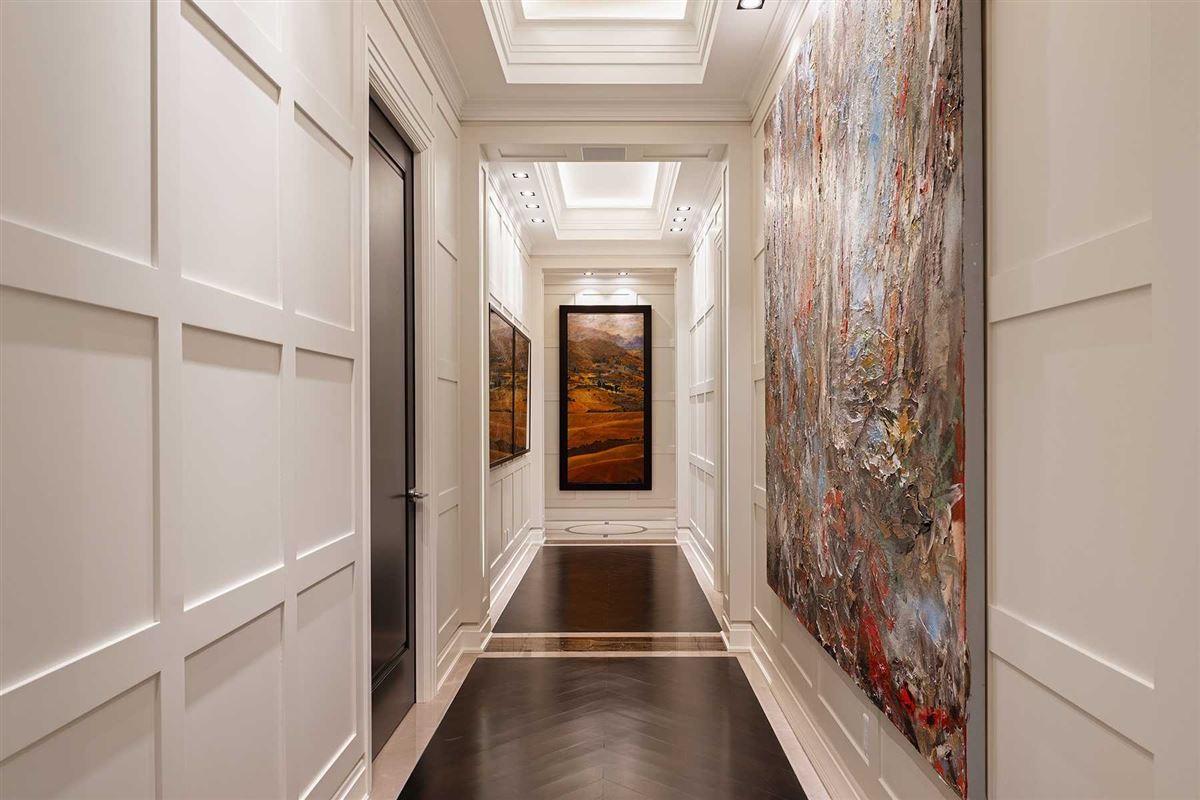 full-floor home at landmarked Museum House luxury properties