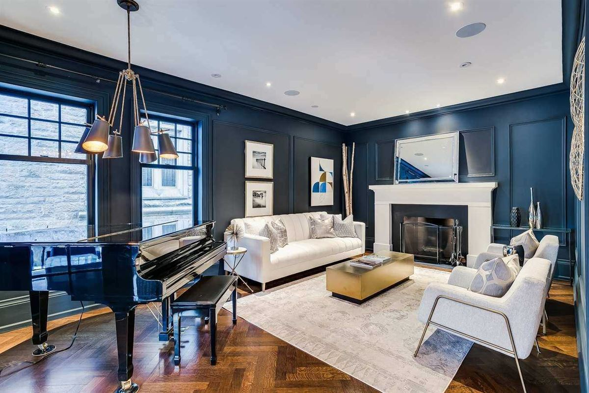 Luxury homes beautifully renovated rosedale home