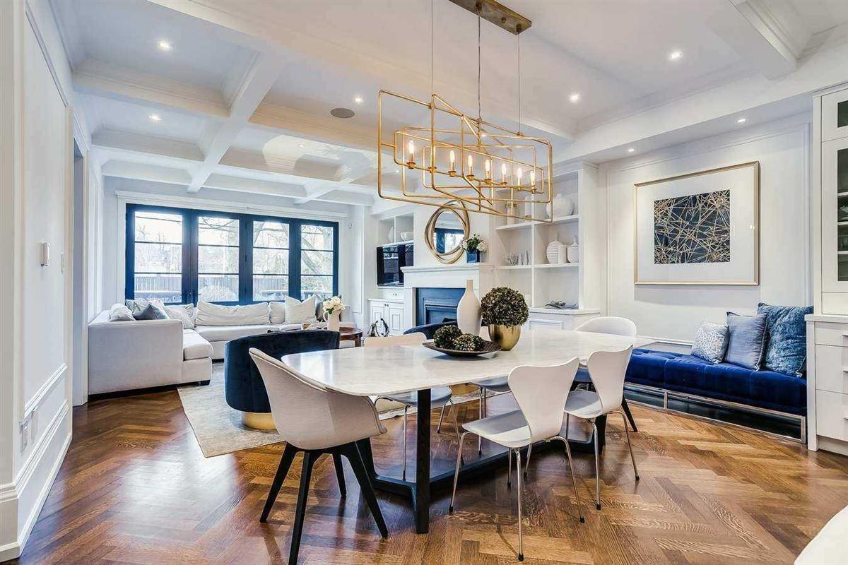 beautifully renovated rosedale home luxury properties