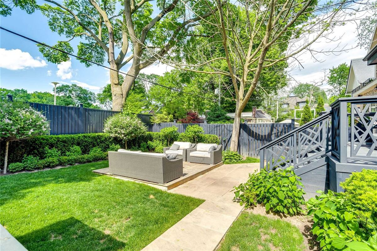 Luxury homes in beautifully renovated rosedale home