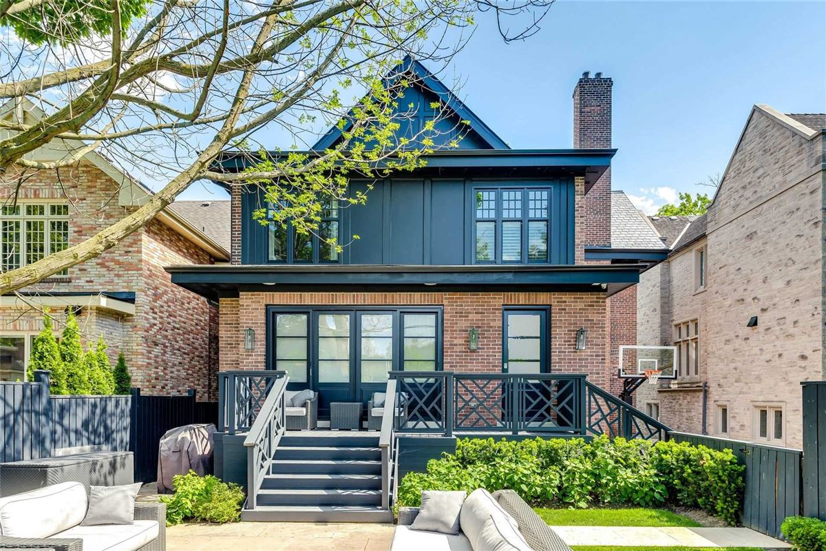 Mansions in beautifully renovated rosedale home