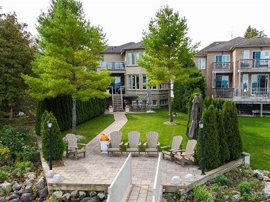 Luxury real estate Custom four-season retreat