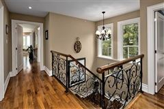 Custom four-season retreat luxury real estate